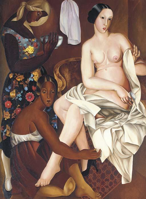 Lydia Dmitrievsky (1895-1967)