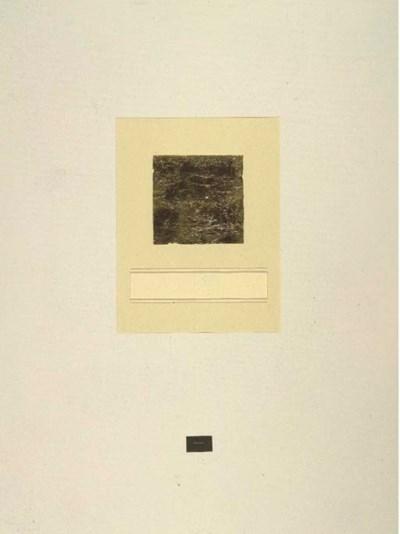 BARBARA BLOOM (b. 1951)