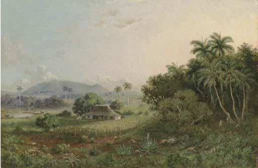Esteban Chartrand (Cuban 1824-