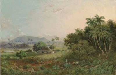 Esteban Chartrand (Cuban 1824-