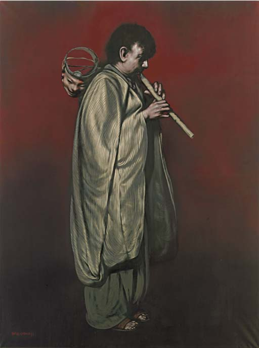 Rafael Coronel (Mexican B. 193