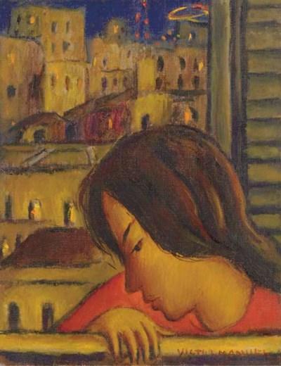 Victor Manuel (Cuban 1897-1969