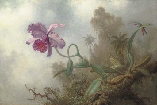 Martin Johnson Heade (1819-190