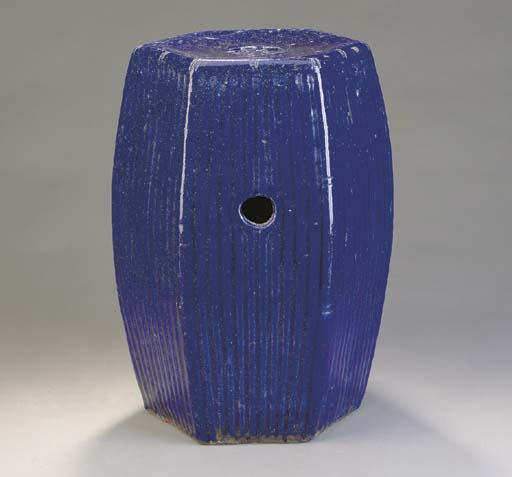 A PAIR OF CHINESE COBALT-BLUE