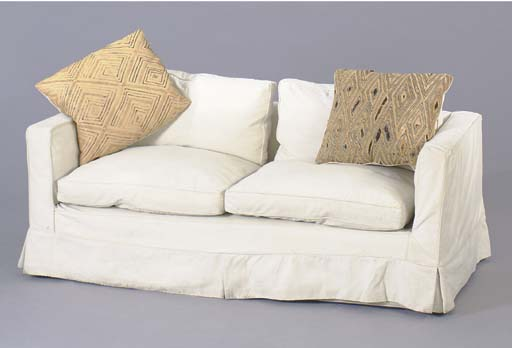 A CONTEMPORARY OATMEAL COLORED