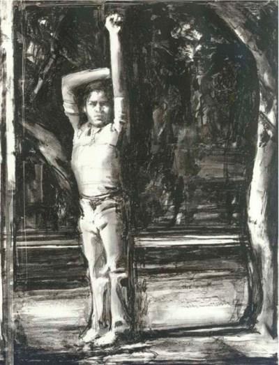 Sidney Goodman (b. 1936)