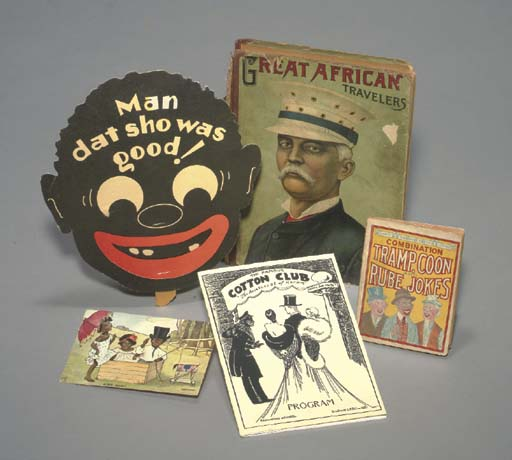 A GROUP OF AFRICAN AMERICAN EP