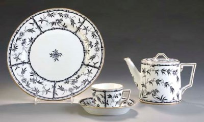 A HAMMERSLEY & CO. PORCELAIN P
