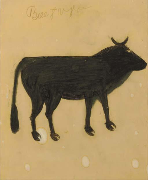 Bill Traylor (American, 1854-1