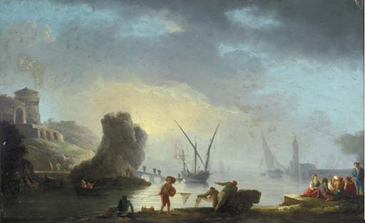 Follower of Joseph Claude Vernet