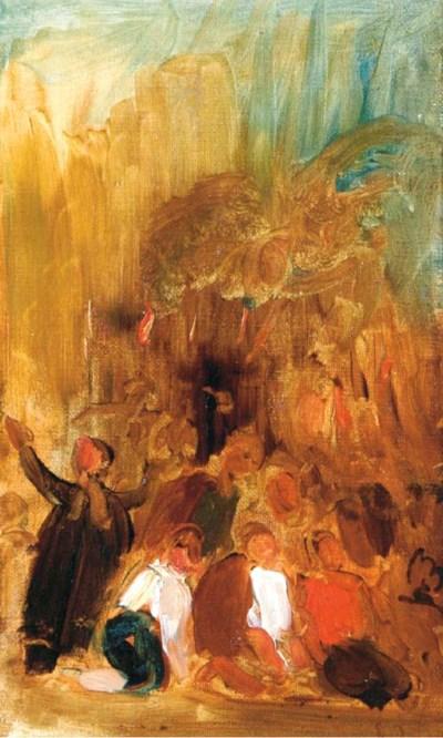 Follower of Eugene Delacroix