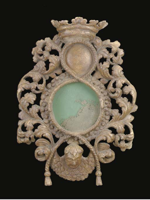A PAIR OF BAROQUE STYLE CAST R