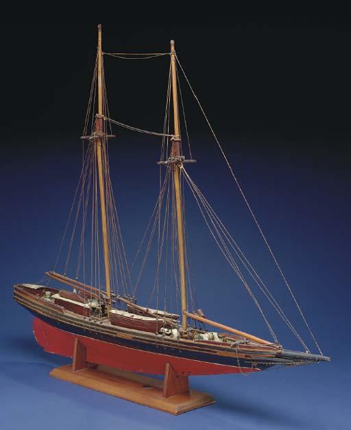 A primitive model of the grand