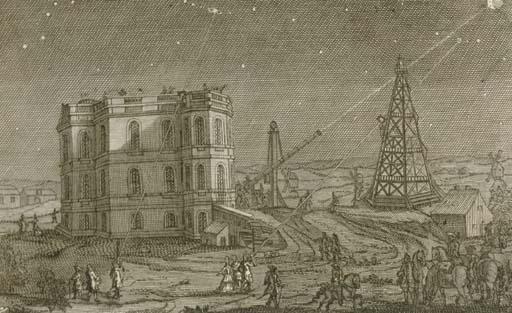 CASSINI, Jacques. (1677-1756).