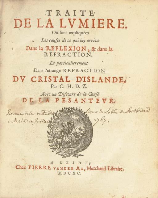 HUYGENS, Christiaan (1629-1695