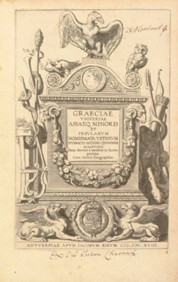 GOLTZIUS, Hubert (1526-1583).