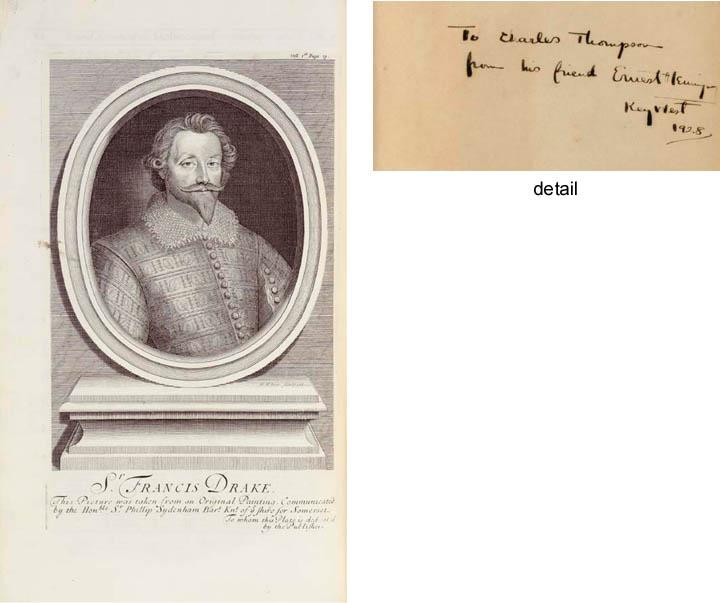 HARRIS, John (editor,  ca 1667