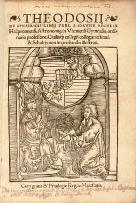 THEODOSIUS, of Bithynia (1st c
