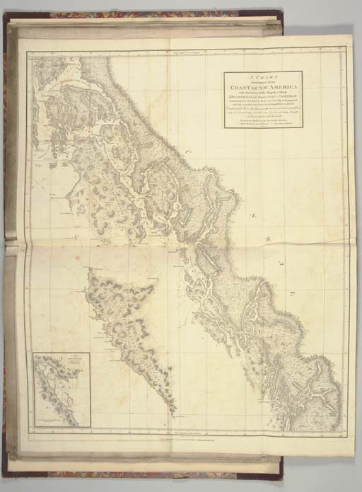 [VANCOUVER, George (1757-1798)