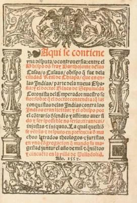 CASAS, Bartolome de las (1484-