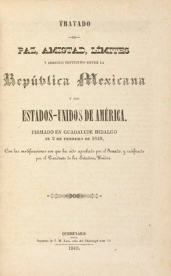 [MEXICO--United States Treaty.