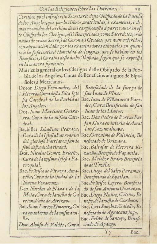 PALAFOX Y MENDOZA, Juan (1600-