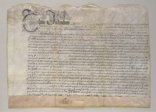 PENN, William (1644-1718), Fou