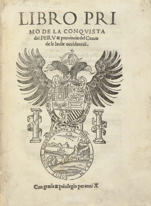 [XERES, Francisco de]. Libro p