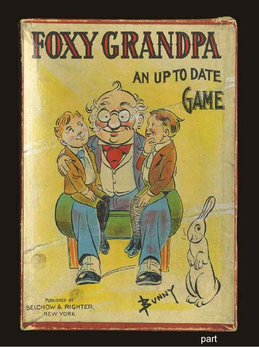 A COLLECTION OF COMIC/CARTOON CHARACTER GAMES: HOWDY DOODY CARD GAME