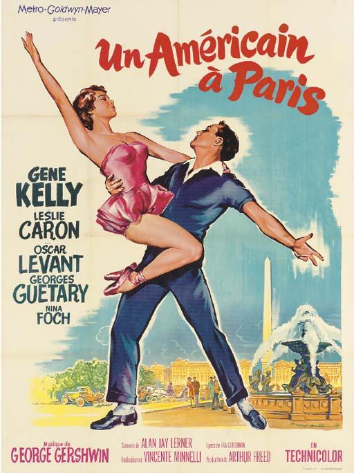 An American in Paris/Un Americain à Paris, 1951