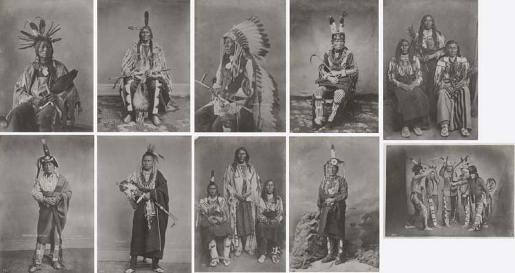 A COLLECTION OF 157 PHOTOGRAPH