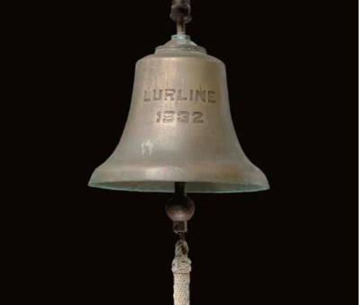 A bronze bell from the Matson