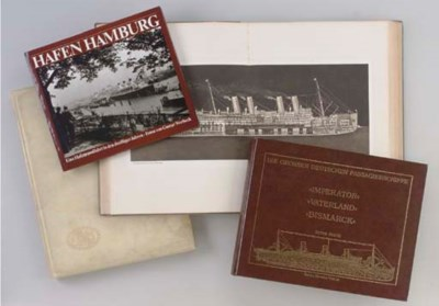 4 volumes relating to the Nord
