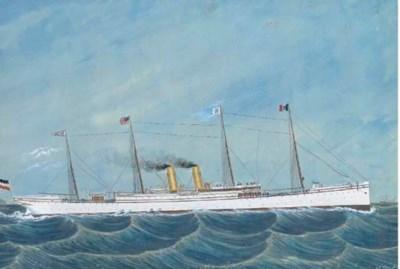 ANTHONIO LUZZO (ITALIAN, 1855-