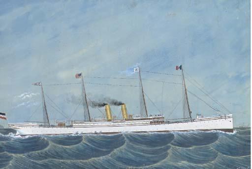 ANTHONIO LUZZO (ITALIAN, 1855-1907)