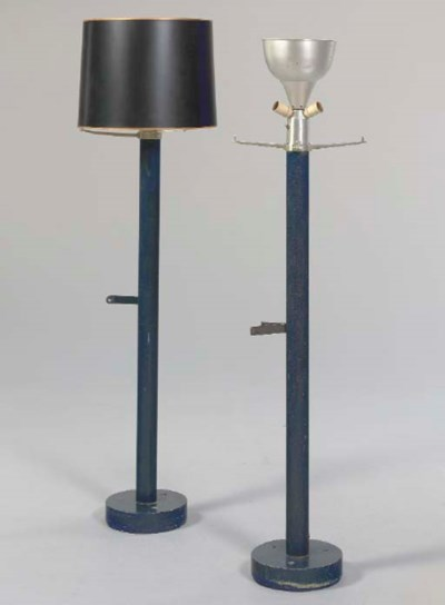 A PAIR OF LAMPS FROM THE READI