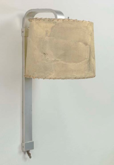A WALL LAMP FROM A FIRST CLASS