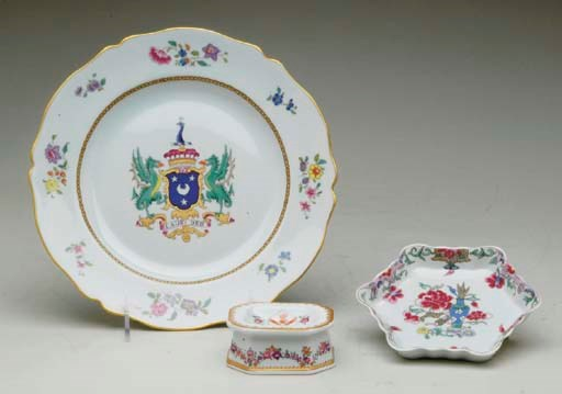 A MOTTAHEDEH PORCELAIN CHINESE