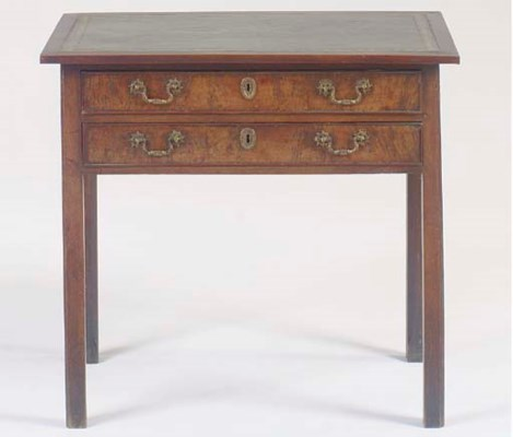 A GEORGE II PROVINCIAL ELM AND