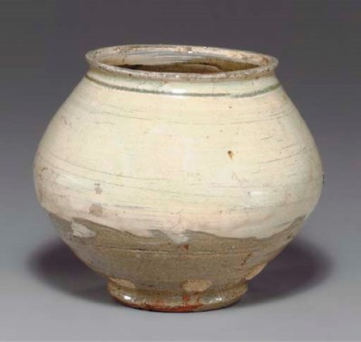 A Punch'ong Jar