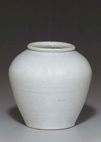 A Porcelain Jar