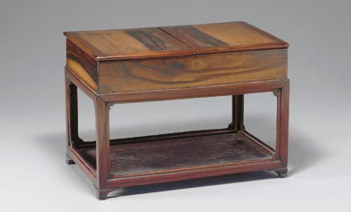 Wood Inkstone Box