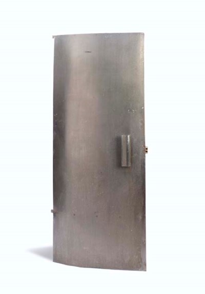 An Aluminum Shower Door, 1956-