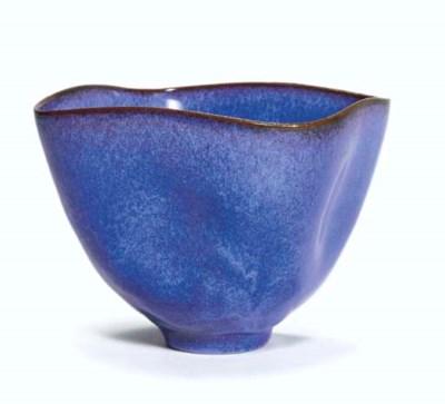 A Glazed Ceramic Bowl, circa 1