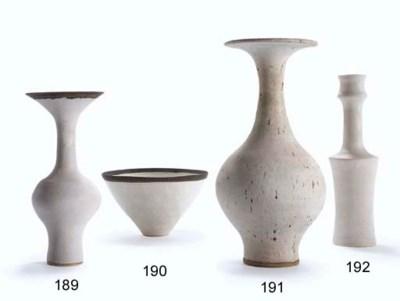 A Glazed Ceramic Vase, circa 1