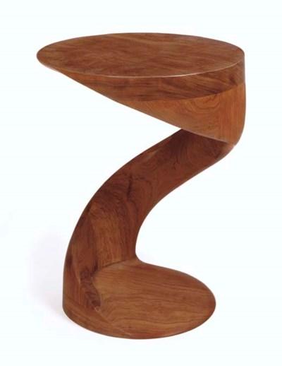 'Pirouette' A Cocobolo Wood Si