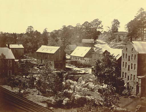 TIMOTHY O'SULLIVAN (1840-1882)