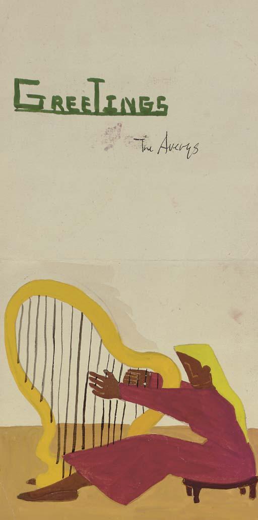 Milton Avery (1893-1965)
