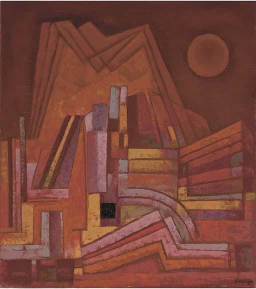Emil James Bisttram (1895-1976