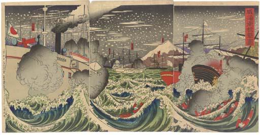 Utagawa Kokunimasa (1874-1944)